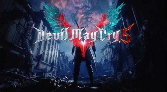 Devil May Cry 5 ミッション01 最初の10分