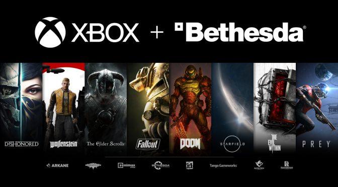 マイクロソフトがベセスダ買収でゲームパスで遊べるゲームが増えるよ