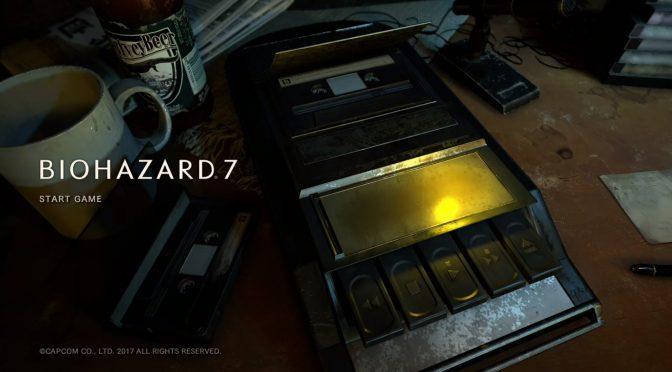 バイオハザード7 最初の廃屋探索怖すぎ