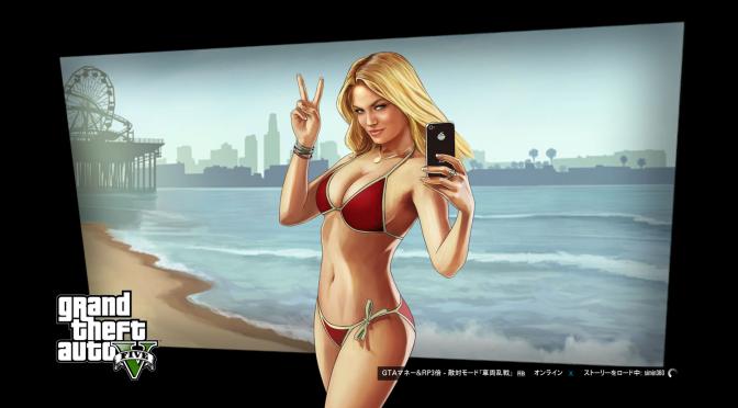Grand Theft Auto V プレイ時間の8割くらい車の運転を強いられる神ゲー