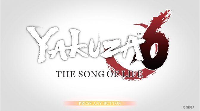 Xbox Game Passで遊ぶ Yakuza 6: The Song of Life